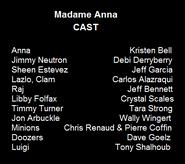 Ct madame anna cast list