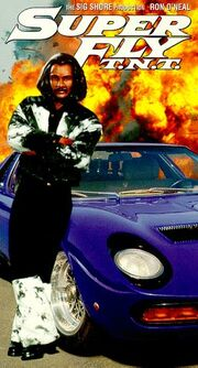 Super Fly TNT 1993 VHS (Front Cover)