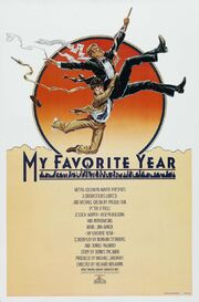 1982 - My Favorite Year Movie Poster