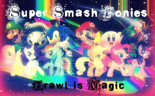 File:Brawl is magic by redfire64-d48k5y4.jpg