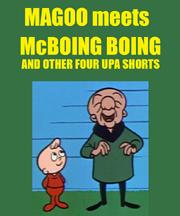Magoo Meets McBoing Boing 2002 VHS