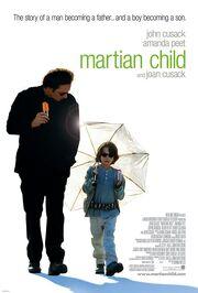 2007 - Martian Child Movie Poster