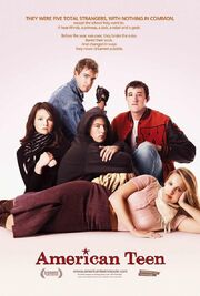 2008 - American Teen Movie Poster