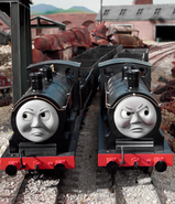 AngryDonald&Douglas-TwinTrouble