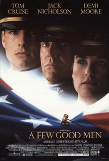 A Few Good Men (1992) Poster
