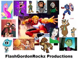 FlashGordonRockz Productions
