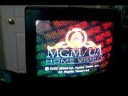 MGM UA Home Video Rainbow Copyright Scroll (2000)