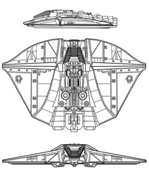 Annihilator-class Fighter