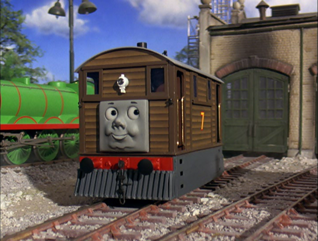 File:Toby in Thomas And The Magic Railroad.png