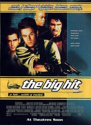 1998 - The Big Hit Movie Poster