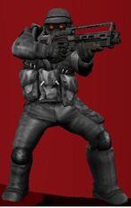 Helghan soldier