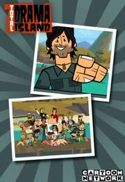 Total Drama Island poster