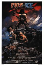 1983 - Fire and Ice Movie Poster