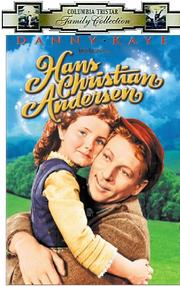 Hans Christian Andersen Columbia TriStar VHS