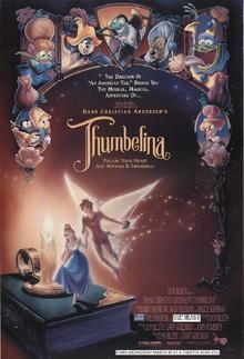 Thumbelina (1994) Poster