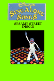 Sesame Street Disco! Cover