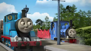 Thomas&Millie-KingofTheRailway