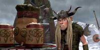 Sneak Peeks from Dragons: Riders of Berk - Part 1 2013 DVD (Disc 1)