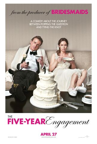 File:2012 - The Five-Year Engagement Movie Poster.jpg