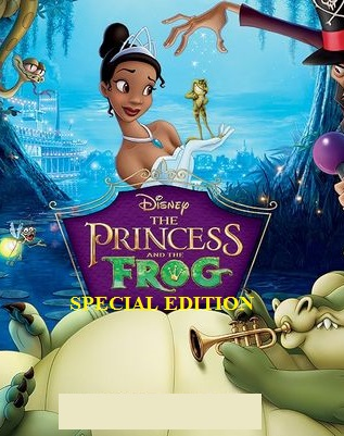 File:The princess and the frog special edition vhs.jpg