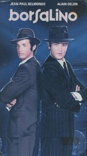 Borsalino 1993 VHS (Front Cover)