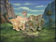 The Land Before Time Journey To Big Water DVD Preview
