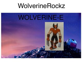 WOLVERINE-E