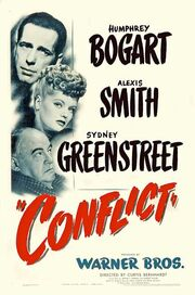 1945 - Conflict Movie Poster