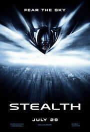 2005 - Stealth Movie Poster