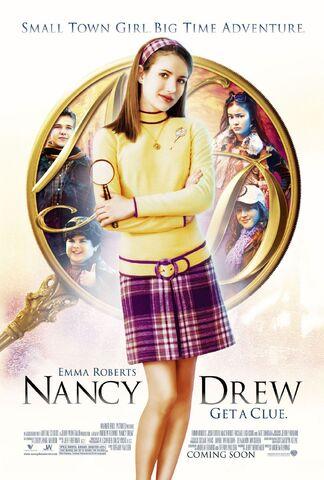 File:2007 - Nancy Drew Movie Poster.jpg