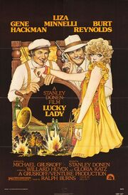 1975 - Lucky Lady Movie Poster