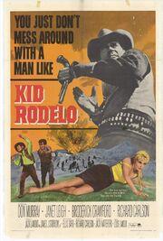 1966 - Kid Rodelo Movie Poster