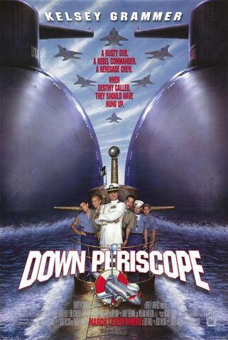 File:1996 - Down Periscope Movie Poster.jpg
