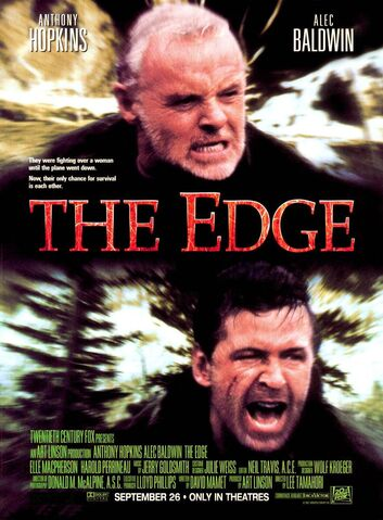 File:1997 - The Edge Movie Poster.jpg