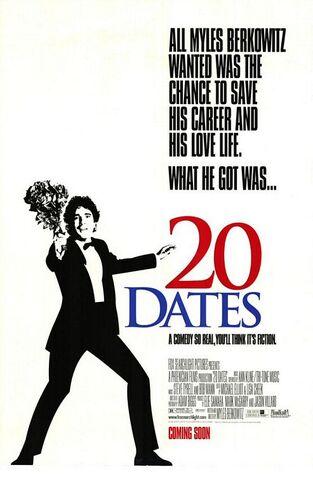 File:1999 - 20 Dates Movie Poster.jpg
