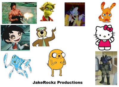 JakeRockz Productions