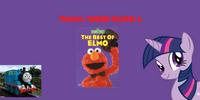 Skullzproductions' Thomas, Twilight Sparkle & The Best of Elmo