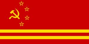 Sino-Soviet Flag