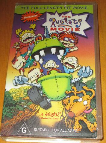 File:The Rugrats Movie Australian VHS.jpg