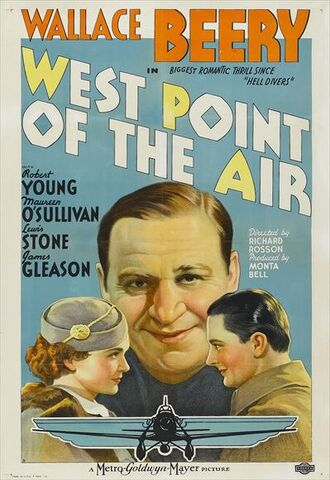 File:1935 - West Point of the Air Movie Poster.jpg