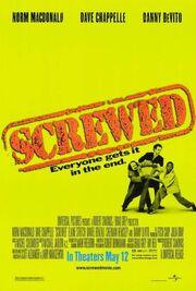 2000 - Screwed Movie Poster