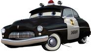 Sheriff-Cars