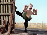 Wallace, The Wrong Trouser