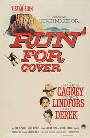 1955 - Run for Cover Movie Poster