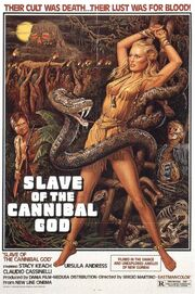 1979 - Slave of the Cannibal God Movie Poster