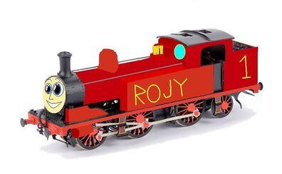 Rojy The Train