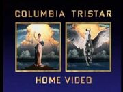 Columbia TriStar Home Video VHS Logo