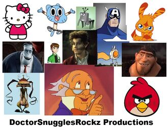 DoctorSnugglesRockz Productions