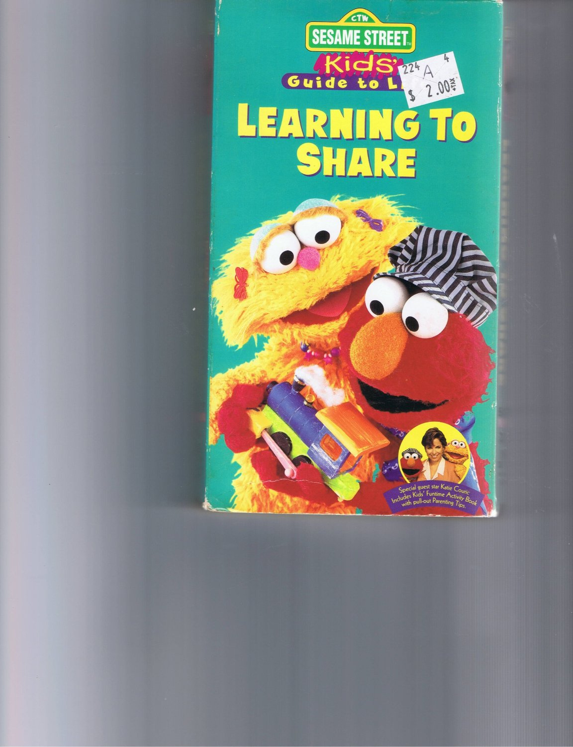 Opening Closing To Sesame Street Kids Guide To Life Learning