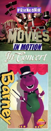 Friendship At The Movies In Motion - Barney In Concert